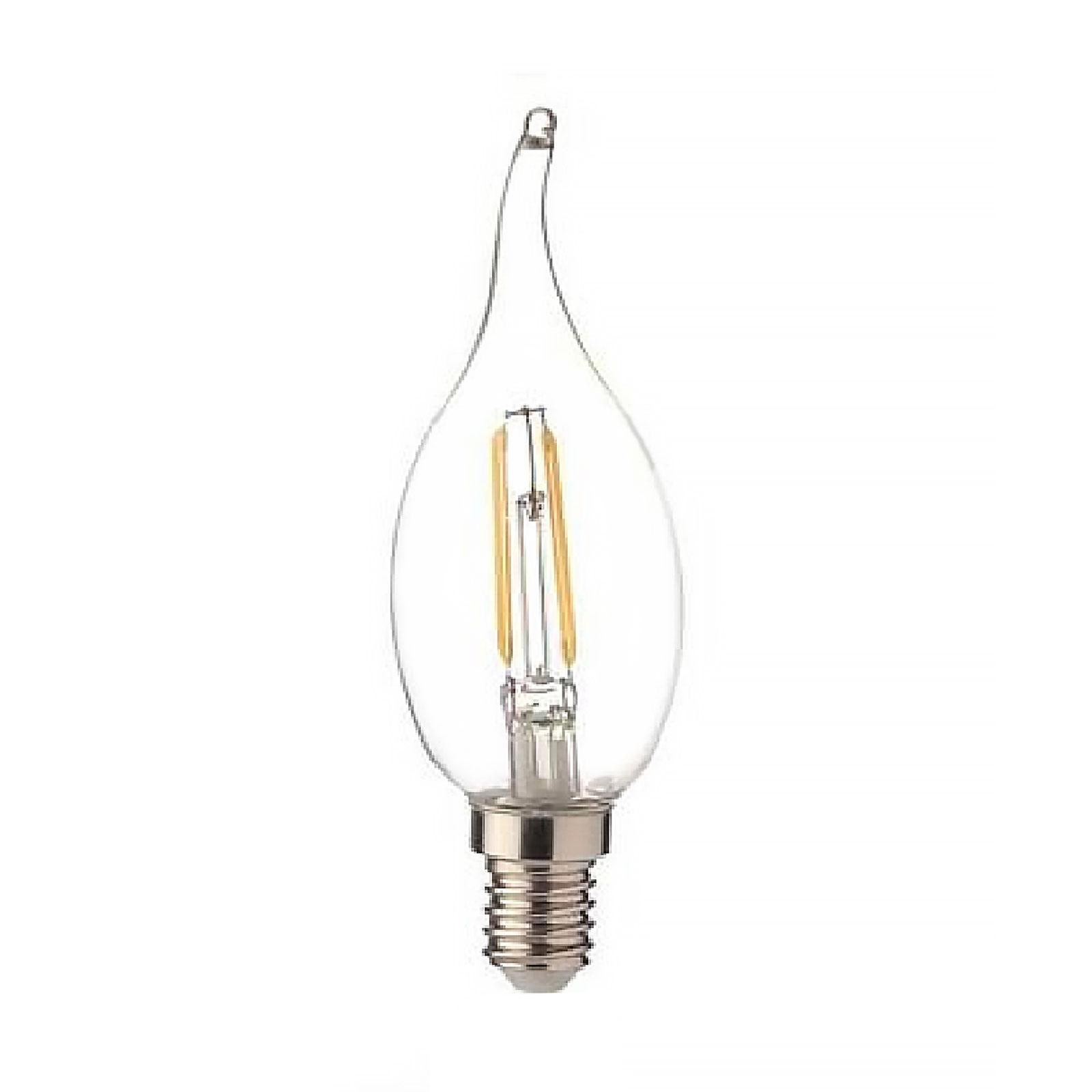 لامپ 4 وات فیلامنتی اشکی نمانور