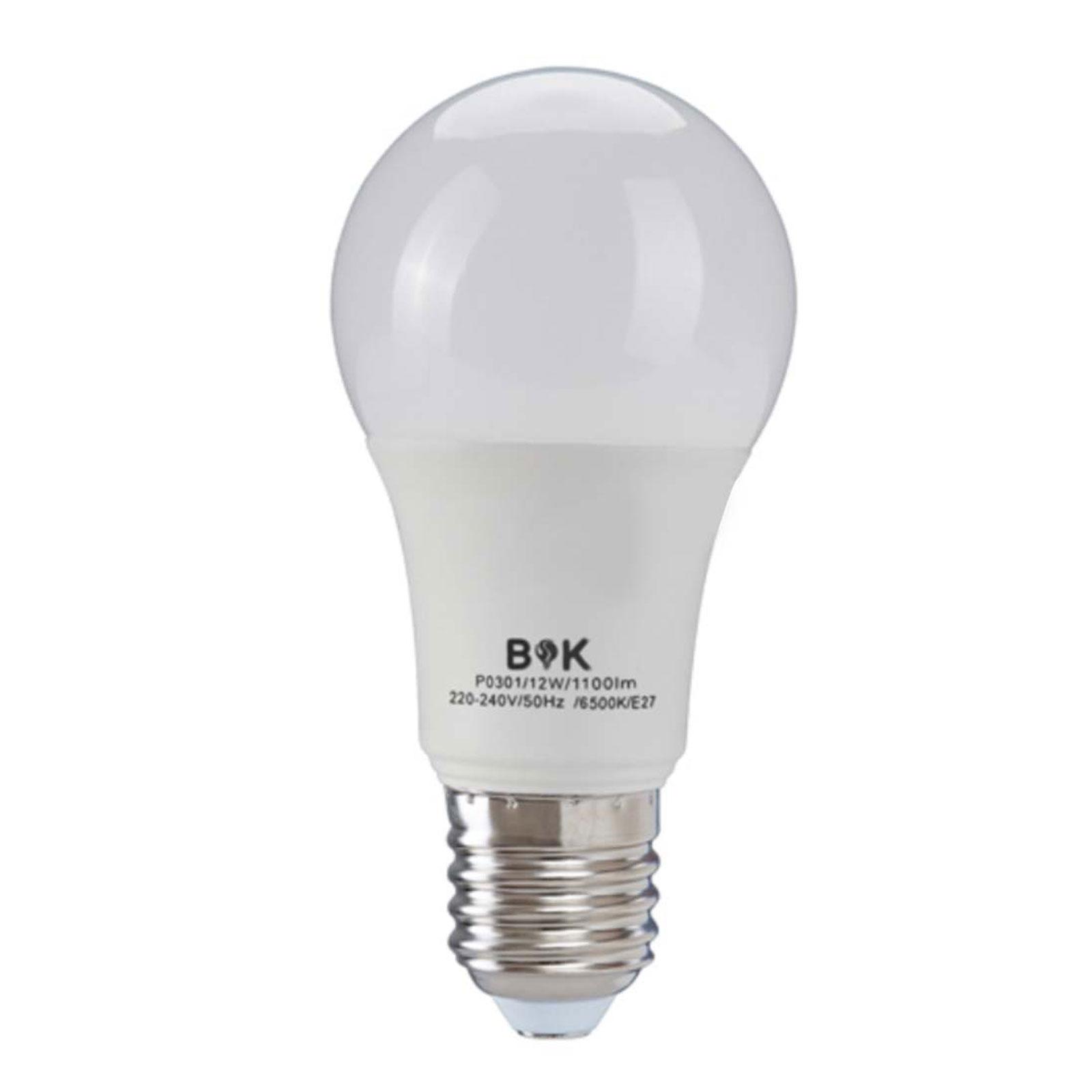 لامپ ال ای دی حبابی 15 وات بابک