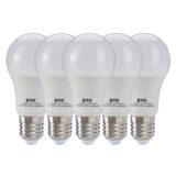 لامپ ال ای دی حبابی 15 وات بابک بسته 5 عددی