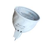 لامپ هالوژنی پایه سوزنی لنزی زانیس 6 وات