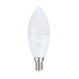 لامپ ال ای دی شمعی 7 وات E14 مدل C37 بروکس