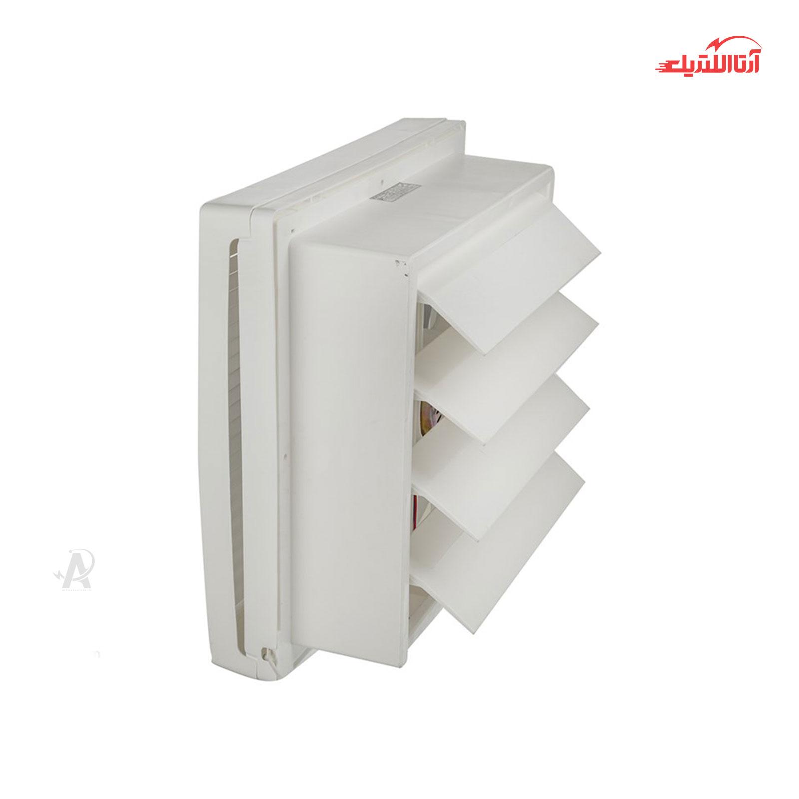 هواکش خانگی اتولوکس دریچه دار 25 سانت اتوماتیک بدون کلید دمنده VAL-25C4S