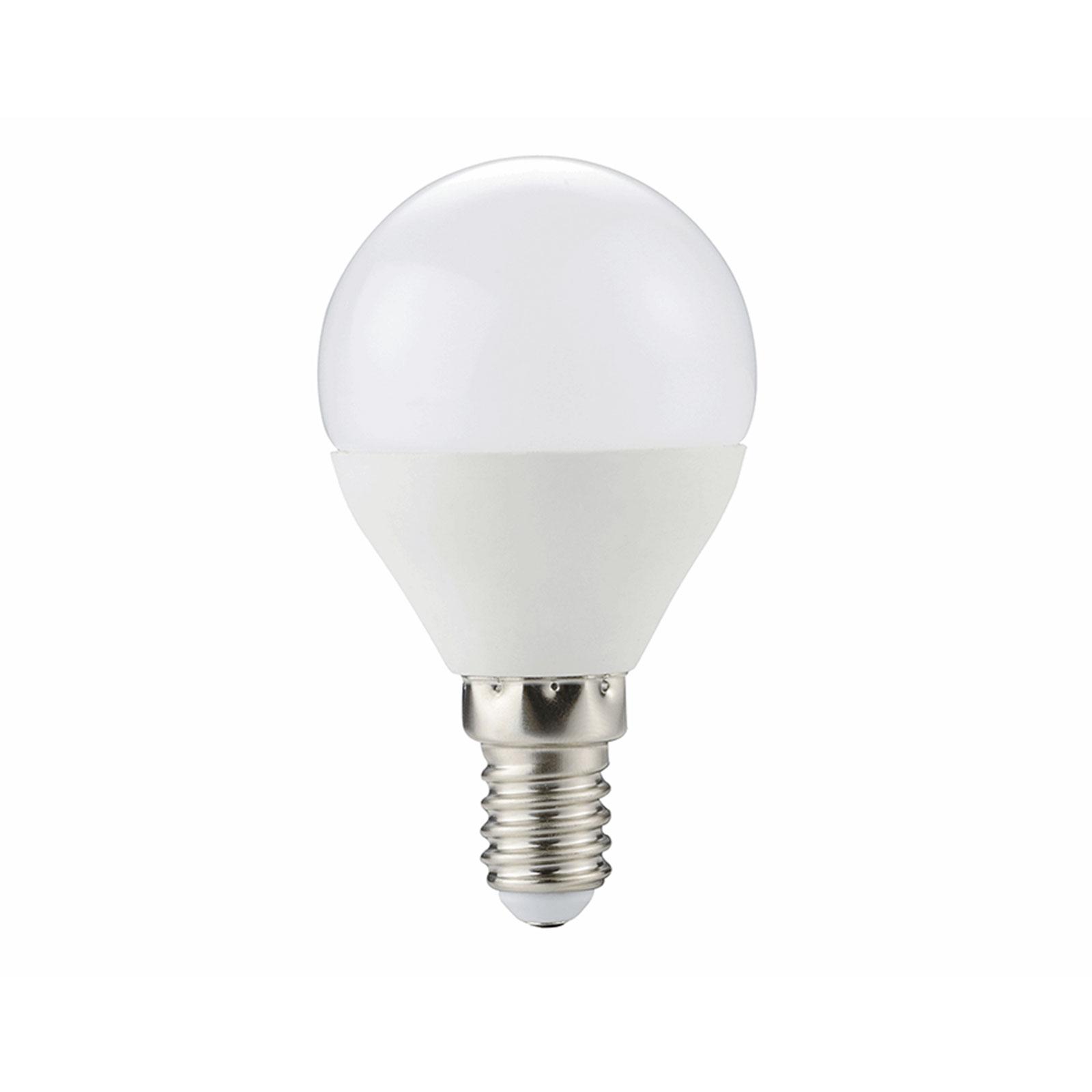 لامپ ال ای دی 5 وات حبابی لوستر افراتاب پایه E14