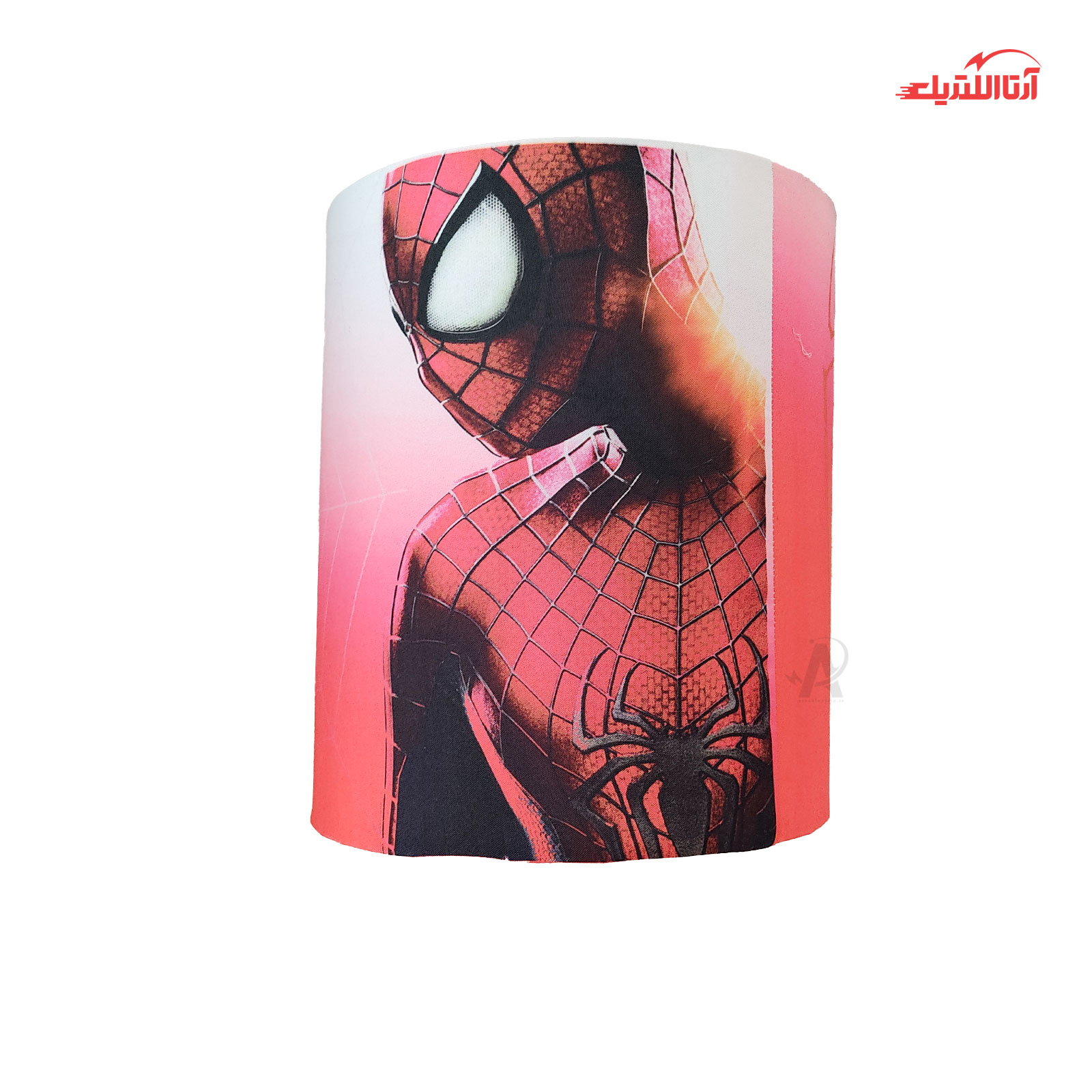 چراغ خواب رومیزی مدل مرد عنکبوتی
