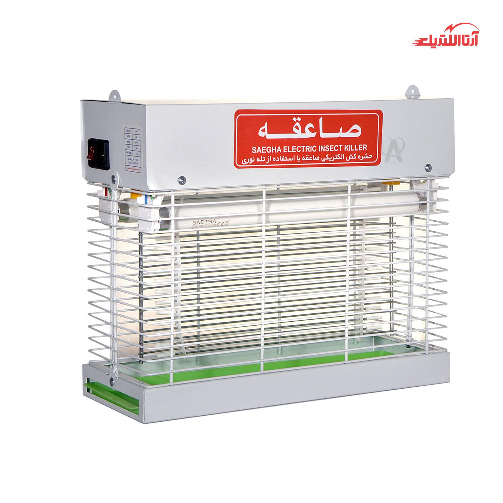 حشره کش برقی صاعقه مدل SA210