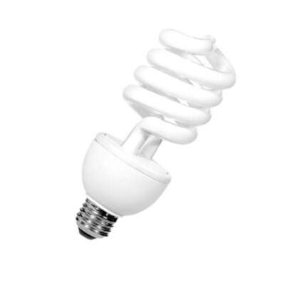 لامپ کم مصرف 25 وات نیم پیچ نور سرپیچ E27