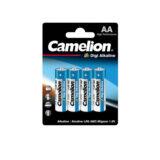 باتری قلمی Digi Alkaline بسته 4 عددی کارتی