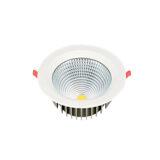 چراغ توکار 10 وات COB قطر 12 سانتیمتر ویسنا مدل VSFCOB