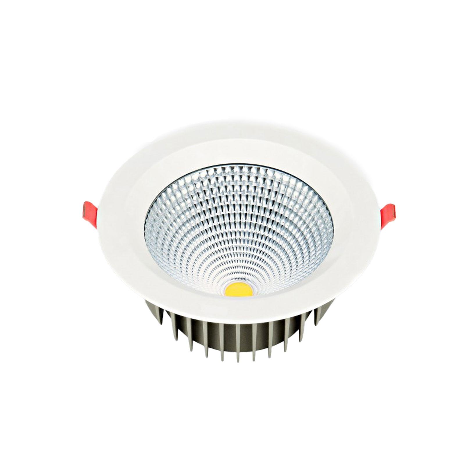 چراغ توکار 20 وات COB قطر 17 سانتیمتر ویسنا مدل VSFCOB