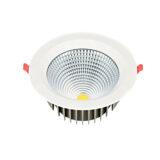 چراغ توکار 80 وات COB قطر 23 سانتیمتر ویسنا مدل VSFCOB