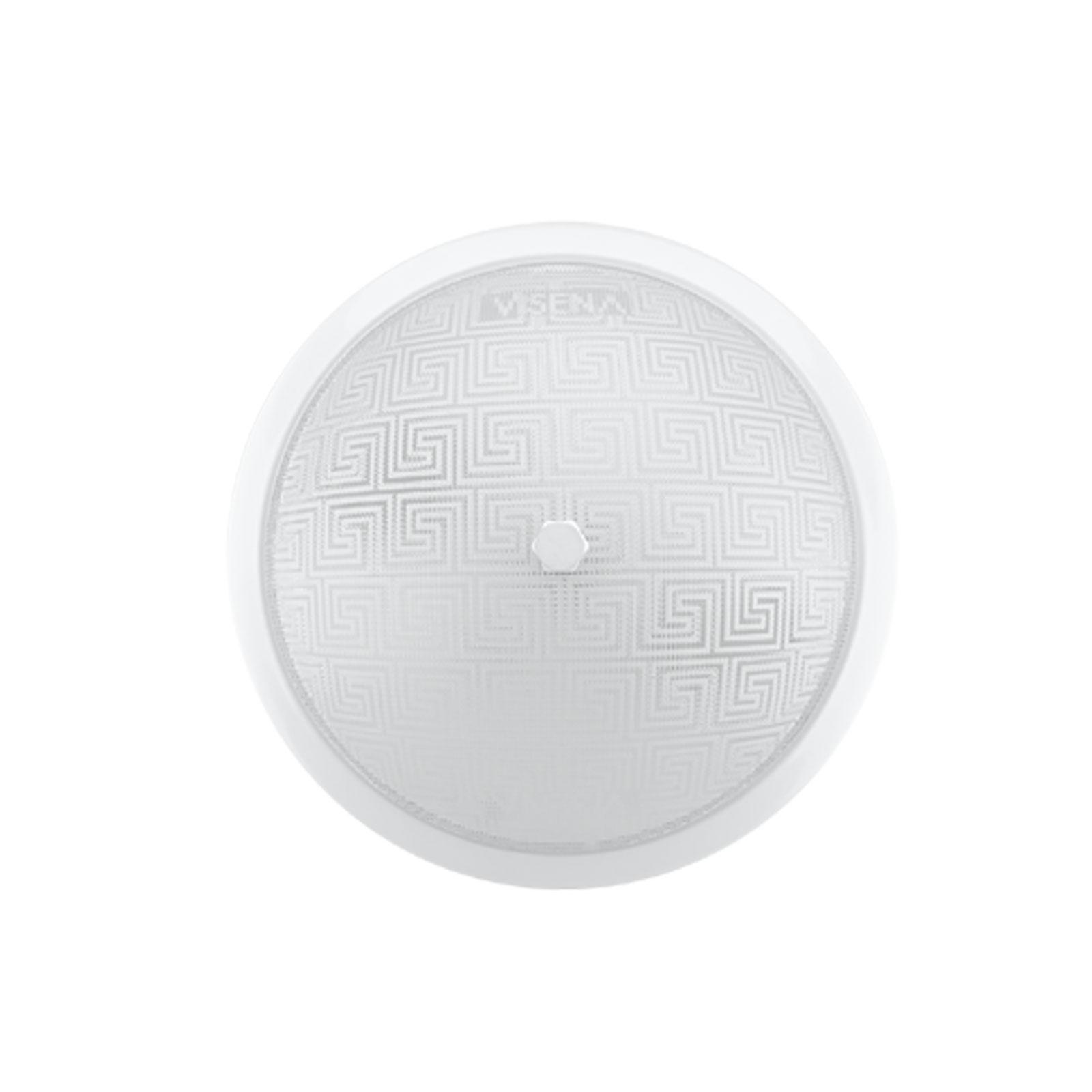 چراغ سقفی دو لامپ ویسنا VS460