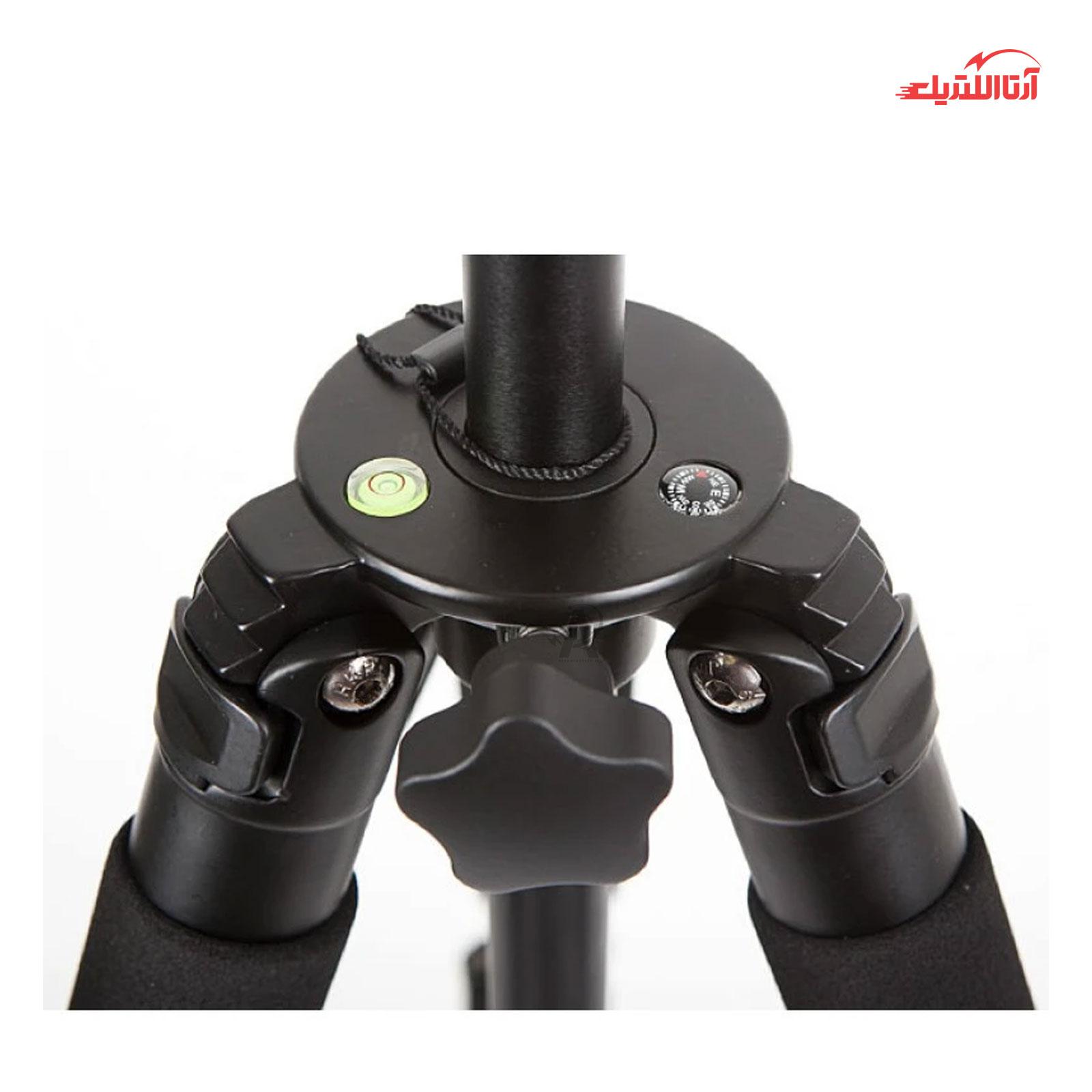 سه پایه دوربین بیکی Beike مدل Q404