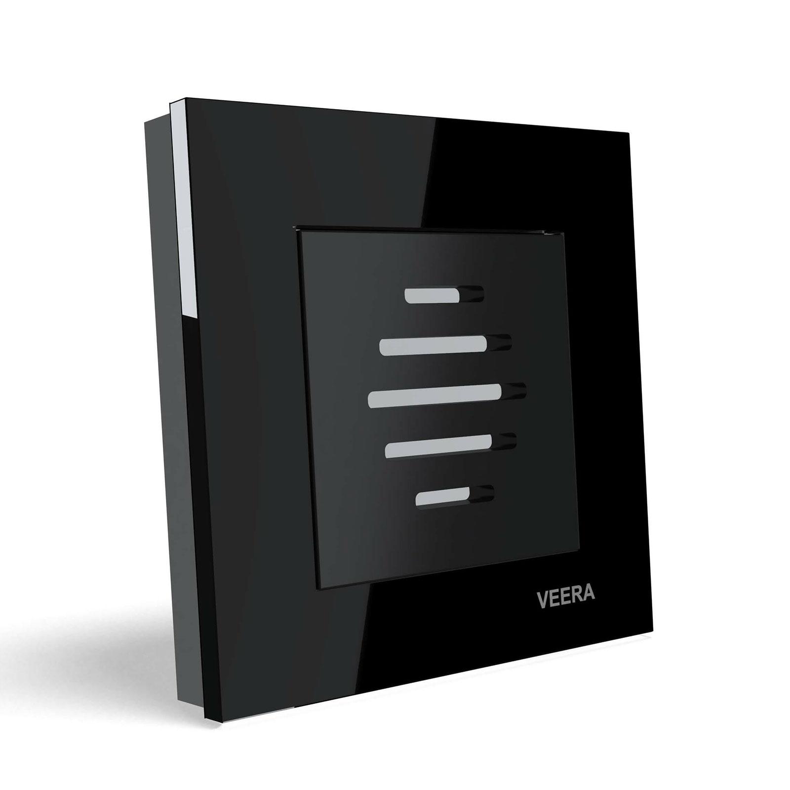 چراغ سقفی توکار 4 وات NVC مدل NDLLED91525