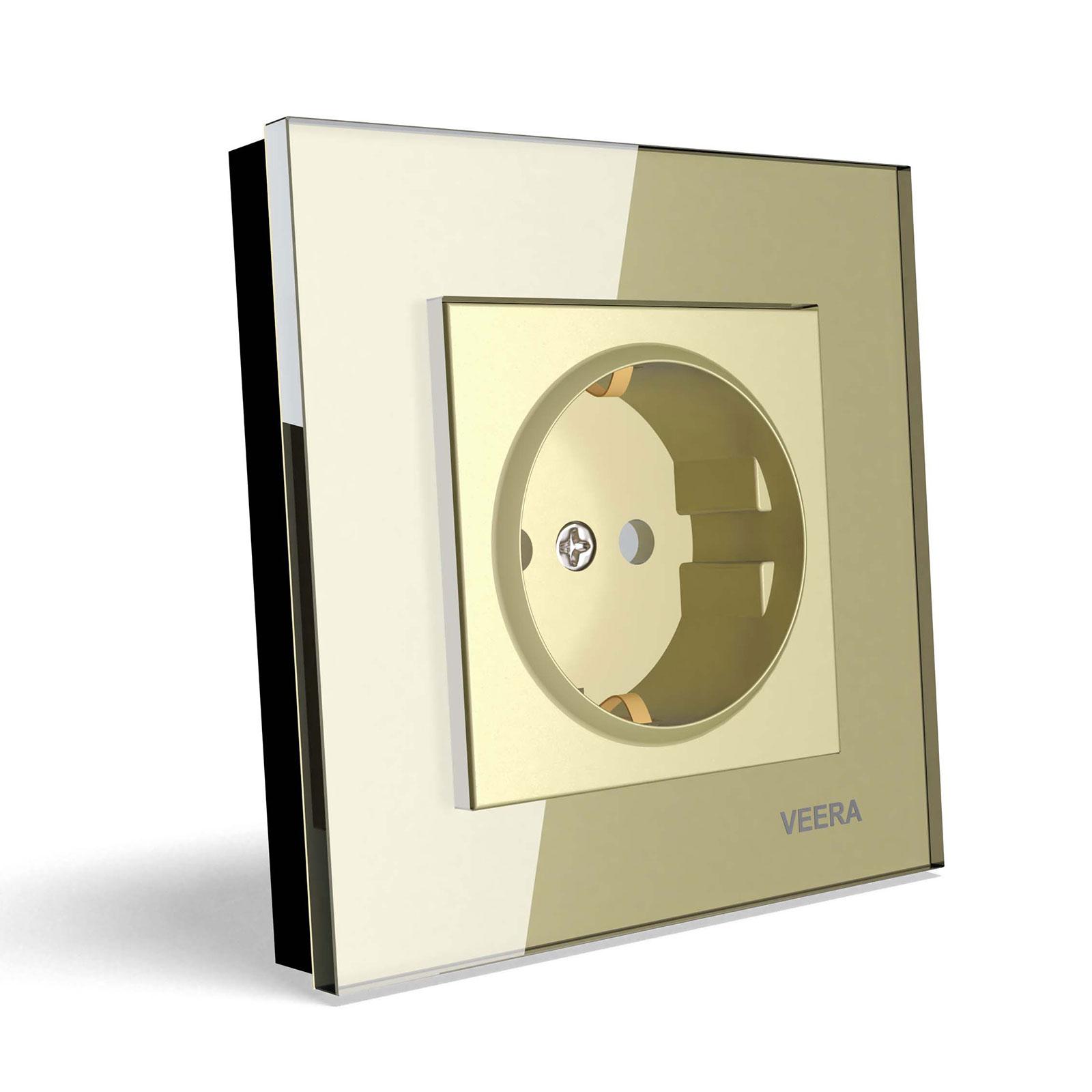 کلید دیمر ویرا مدل آلفا اسپرت