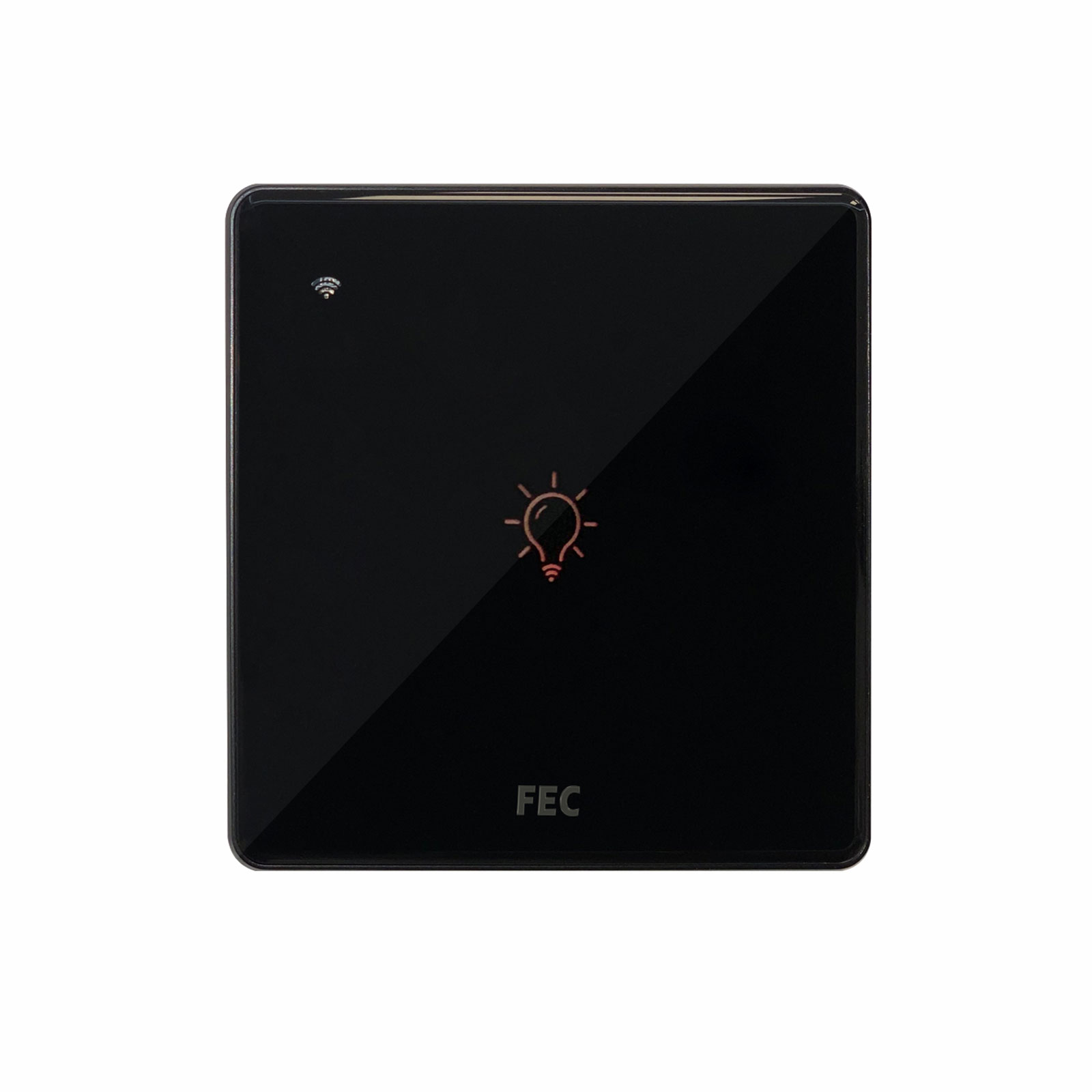 کلید برق لمسی تک پل هوشمند فاین الکتریک مدل FEC-WSW-01