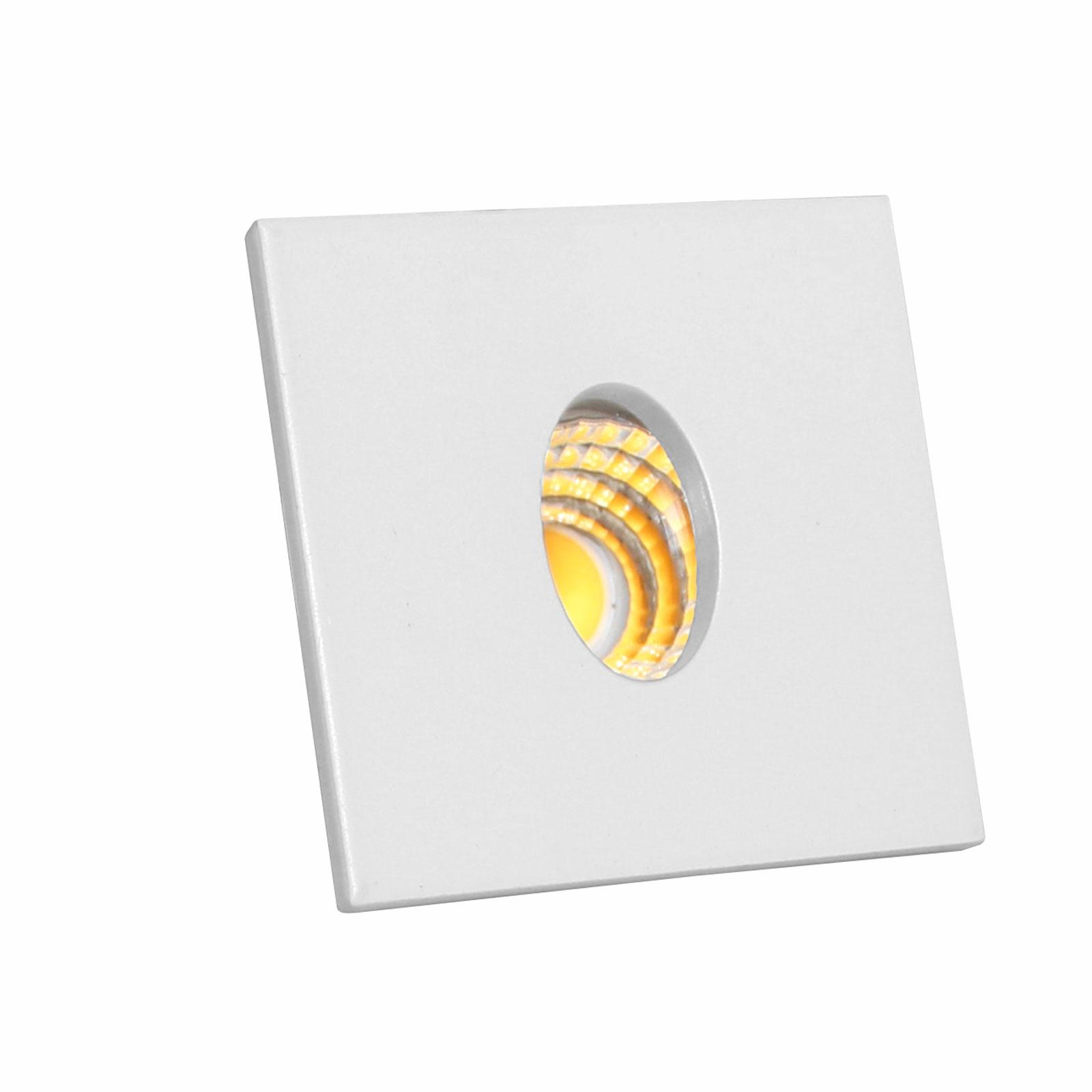 چراغ توکار مینی مربعی 3 وات فاین الکتریک مدل FEC-COB-05
