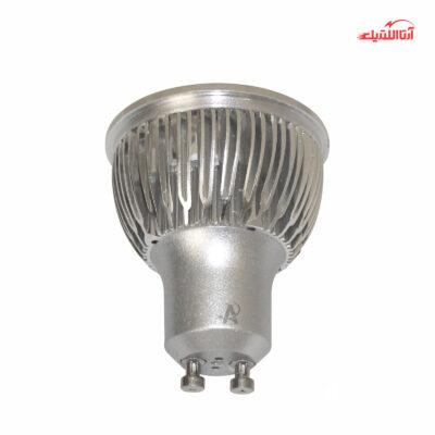 لامپ 4 وات هالوژن 220 ولت سرپیچ GU10 فاین الکتریک