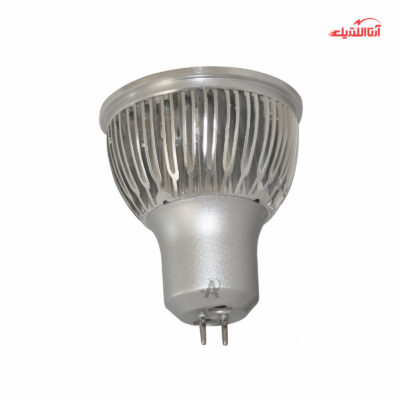 لامپ 4 وات هالوژن 220 ولت پایه سوزنی فاین الکتریک