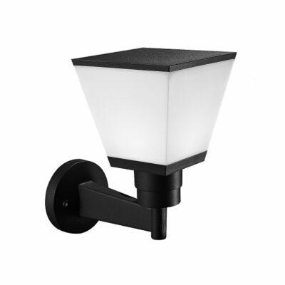 چراغ حیاطی مربع سرپیچ E27 فاین الکتریک FEC-4611-SQ